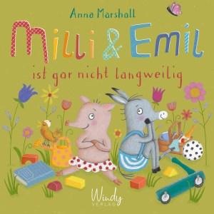 Milli & Emil ist gar nicht langweilig von Anna Marshall
